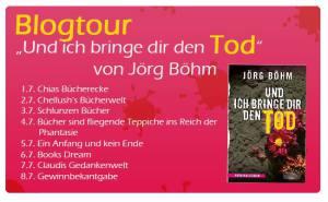 Blogtour Joerg Boehm